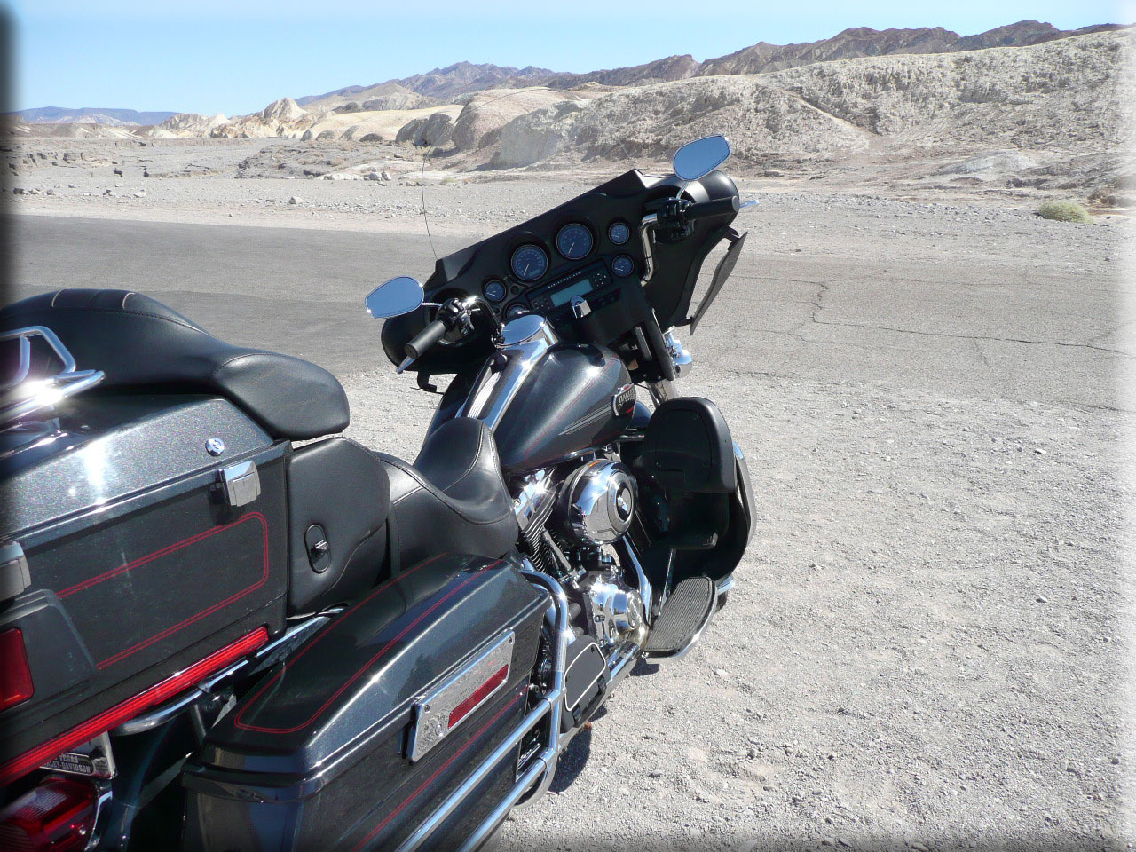 route 66 harley